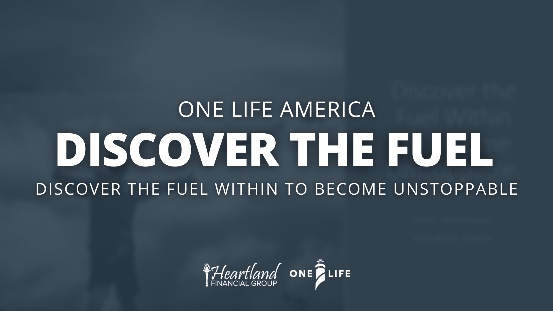 Discover The Fuel Within To Become Unstoppable